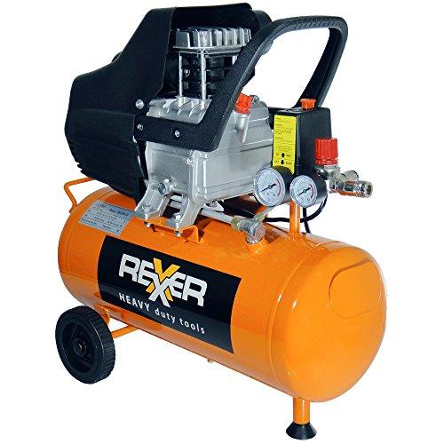 Preisvergleich Produktbild Druckluftkompressor 1100 W 1,5 PS 24 Liter Kompressor mit Öl Druckluft Werkstatt