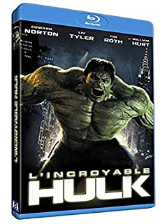 L'incroyable Hulk [Blu-ray] (B001DCI3OO) | Amazon price tracker / tracking, Amazon price history charts, Amazon price watches, Amazon price drop alerts