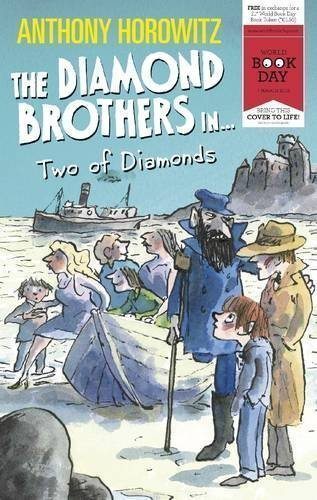 Brothers Diamond (Diamond Brothers: Two of Diamonds (World Book Day Edition 2013) by Horowitz, Anthony World Book Day Edition (2013))