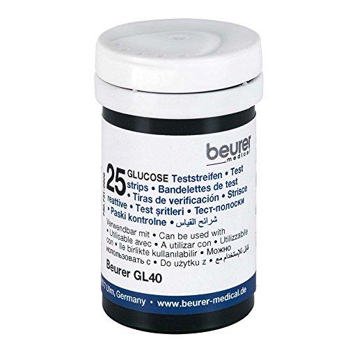 Blutzucker Teststreifen 50 St. GL 40