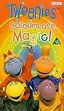Tweenies: Colours Are Magic! [VHS] [1999]