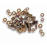 Manhattan iisv-u-t Kit Schrauben UNC 4–40-D-Sub Farbe Gold