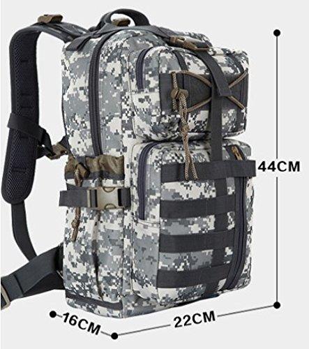 Armee-Fan Rucksack/Computer-Rucksack/Outdoor-taktische Tasche/Multifunktionale Camo-Kombipaket-6 35L 1