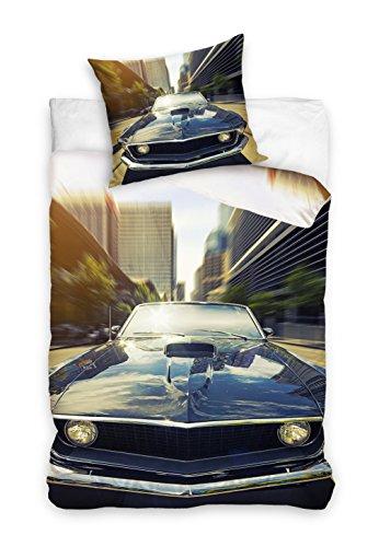 ford-mustang-parure-de-lit-reversible-100-coton-housse-de-couette-160x200-cm-taie-doreiller-70x80-cm