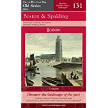 Boston and Spalding (Cassini Old Series Historical Map)