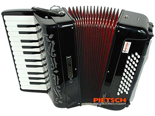 Bugari Akkordeon, Mini Bugi 100 J/FB, Ausstellungsinstrument