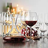 Spiegelau & Nachtmann, 4-teiliges Rotwein-Pokal-Set, Kristallglas, 727 ml, Vivendi, 0092035-0 - 3