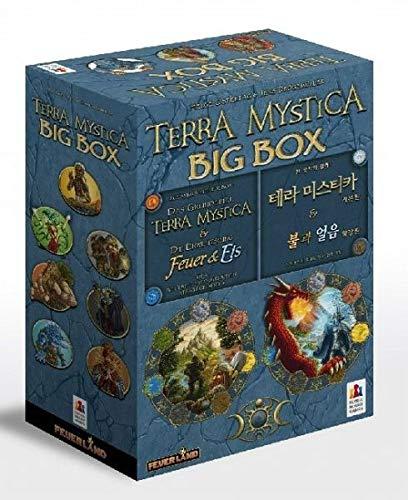 Outlet-box-erweiterung (Feuerland Spiele Terra Mystica: Big Box 21)