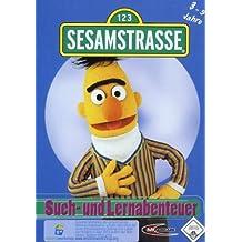 Sesamstraße - Such.- u. Lernabenteuer