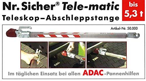 Hans Herrmann Telamatic 5,0t Profi Abschleppstange