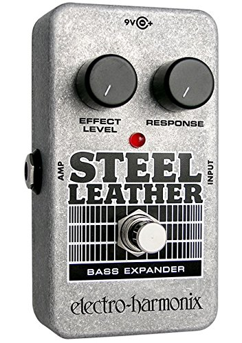 Nano Steel Leather Bass Expander Pedal