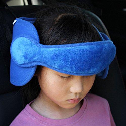 Kleinkind Autositz Hals Relief und Kopf Unterstützung, Baby Head Fixing Brace Kind Auto Sicherheitssitz Kopfstütze Schlafhilfe Gurtband Band.