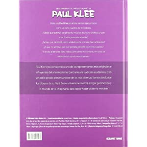 Descubriendo el mágico mundo de Paul Klee: El artista alemán que pintaba como un niño cuadros de mil colores