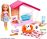 Barbie FXG34 Dog House, Blau