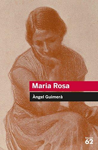 Portada del libro Maria Rosa (Educació 62)