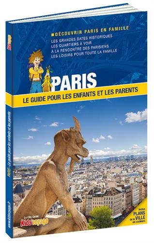 City guide Paris par Collectif
