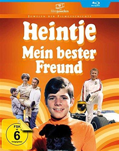 Heintje - Mein bester Freund (Filmjuwelen) [Blu-ray]