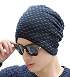 #10: Zacharias imported Fancy beautifully wooven expandable very soft beanie cap hat for Men Women Girls Boys