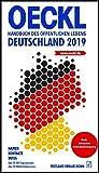 OECKL. Handbuch des Öffentlichen Lebens - Deutschland 2019. Buchausgabe: 68. Jahrgang (OECKL / Taschenbuch des Öffentlichen Lebens - Deutschland) - Albert Oeckl