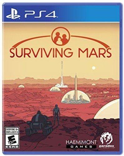 Surviving Mars 51H9dGJT iL