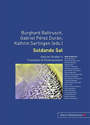 Soldando Sal: Galician Studies in Translation & Paratranslation