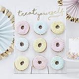 Ginger Ray Donut Wall - Cake Alternative Donutwand Aufsteller