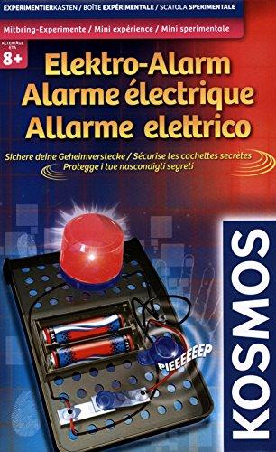 Mitbring-Experimente: Elektro-Alarm