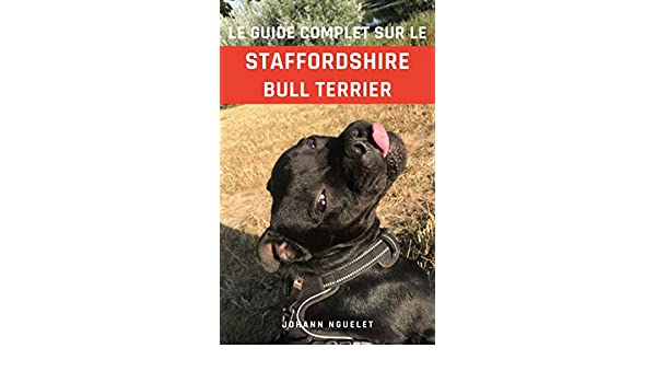 Le Guide Ultime Du Staffordshire Bull Terrier Staffie Staffy Stafforshire Livre Staffie Livre Comportement Staffie Education Staffie French Edition Ebook Edition Jn Amazon In Kindle Store