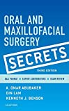 Oral and Maxillofacial Surgical Secrets - E-Book