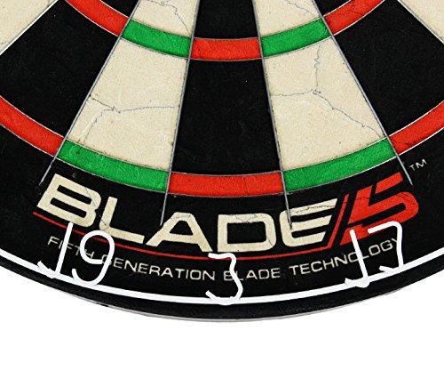 Dartboard Winmau Blade 5 unten