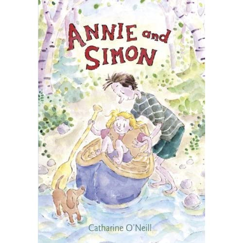 Annie and Simon: Candlewick Sparks (Candlewick Sparks (Hardcover)) by Catharine O'Neill (2008-04-08)