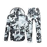 Best Chasse pluie Suits - Combinaison de Pluie pour Hommes Heavy Duty Review