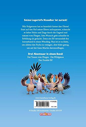 Nils Holgersson - Der Traum vom Fliegen: Band 1: Alle Infos bei Amazon