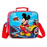 Disney Lets Roll Mickey Beauty Case da viaggio 23 centimeters 4.1399999999999997 Multicolore (Multicolor)