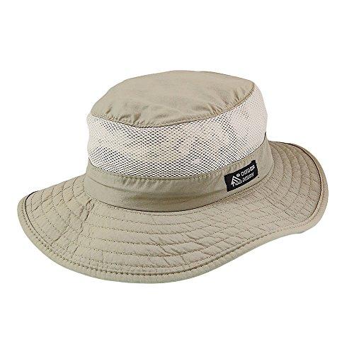 Village Hats Chapeau Bob Boonie Pliable Vented Khaki Dorfman-Pacific