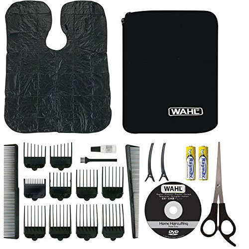 wahl chrome pro deluxe mains hair clipper trimmer and nasal trimmer chrome gift set tec. Black Bedroom Furniture Sets. Home Design Ideas