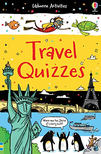 Travel Quizzes (Activity and Puzzle Books)