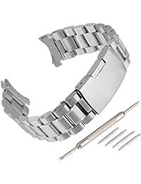 Bracelet de montre en acier
