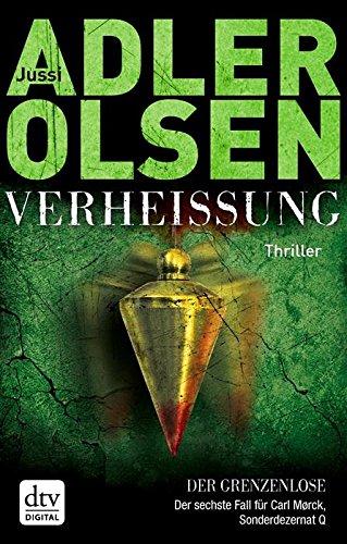 Buchseite und Rezensionen zu 'Verheißung' von Jussi Adler-Olsen