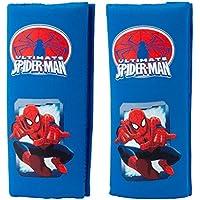 Spiderman SPID102 Mini Almohadilla Cinturón Coches Universal