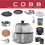 Cobb Grill Premier Komplett All Inclusive Set 12 teilig