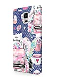 Cover Affair Girlie/Girly Printed Designer Slim Light Weight Back Cover Case Compatible