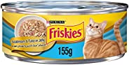 Purina Friskies with Seabream & Tuna in Jelly Wet Cat Food