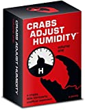 Vampire Squid Cards VSCCAH01 Crabs Adjust Humidity Volume One Card Game
