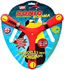Idea Regalo - Wicked Boomerang Sonic