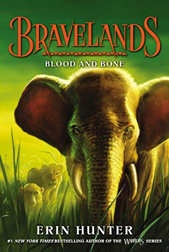 Bravelands: Blood and Bone por Erin Hunter