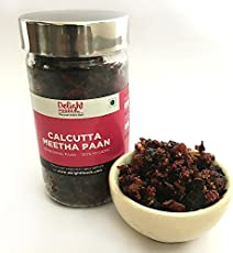 Delight Foods Calcutta Meetha Paan - 100g (Set of 3)