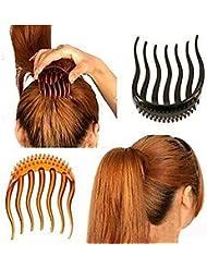 6x Zopf Haar Flechten Werkzeug Einfach Zopf Haar Sport Flechter Haar Styling