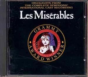 Les Misérables: Symphonic Score (highlights)