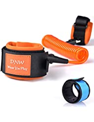 SENHAI Niño Perdido Anti Velcro Correa & Muñequeras LED Azul, Pulsera Wristband de ;a Seguridad del Correo para Toddling Viajar Caminar